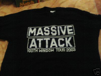 100th Window Bootleg T-Shirt (2003)