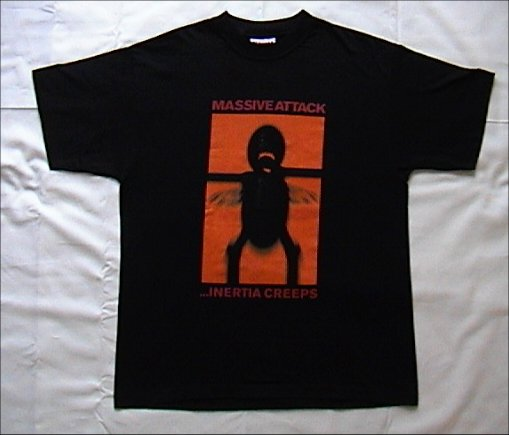 Inertia Creeps T-Shirt (1999)
