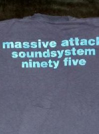 Soundsystem 95 T-Shirt (Back)